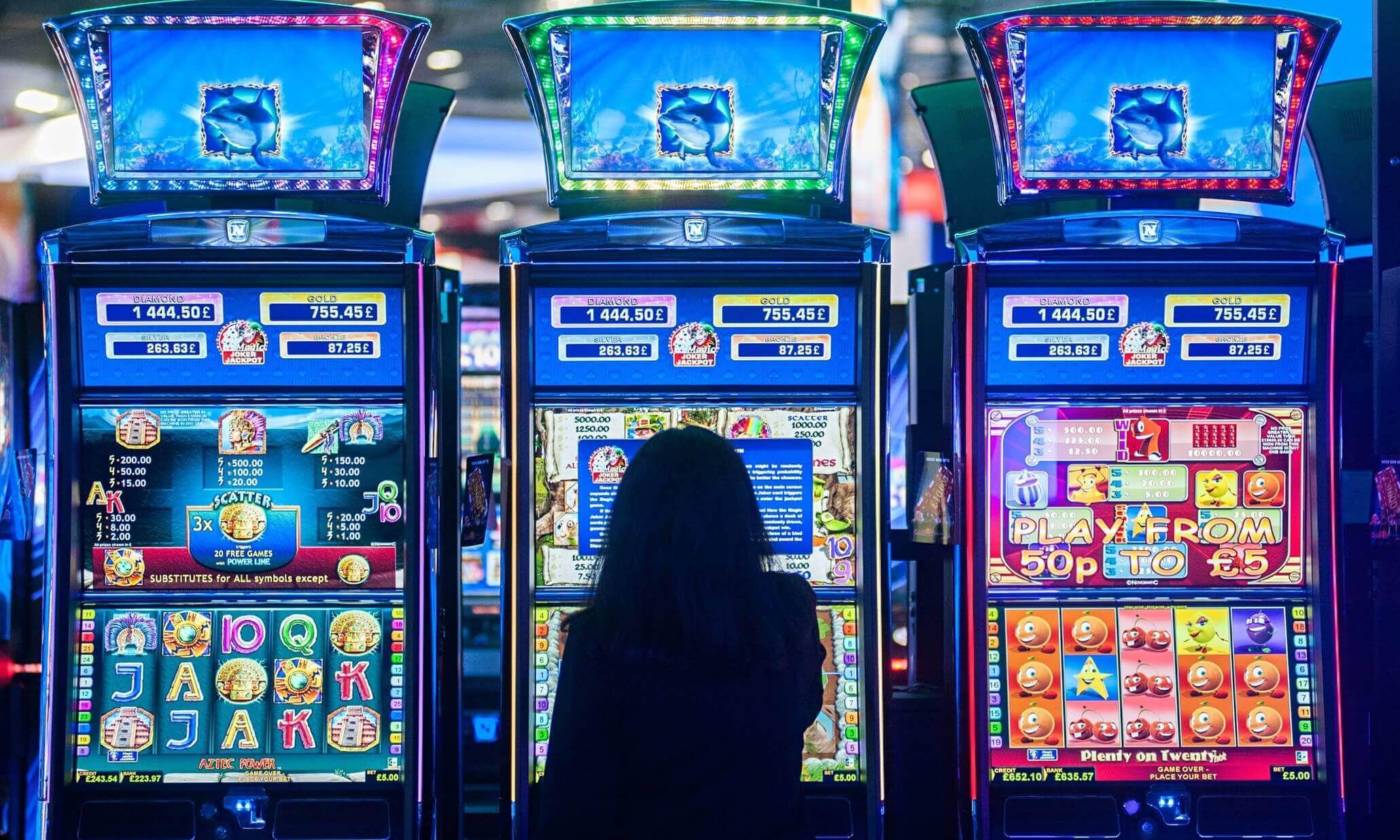 Игровые автоматы как выигратьru